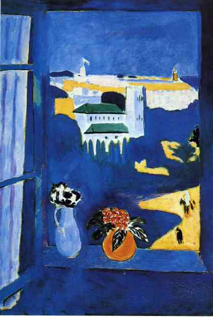 Window at Tangier 1912