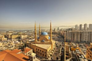 Mohammed-el-Amine-Mosque-in-Beirut-Lebanon