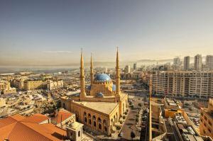 Mohammed El Amine Mosque, Beirut