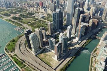 Lakeshore East development