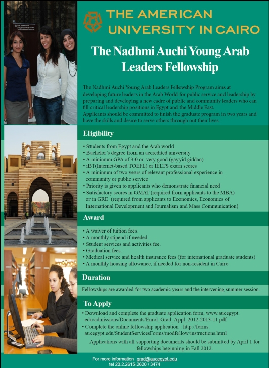 NA Young Arabs Fellowship